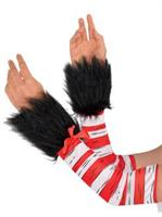 Dr. Seuss Womens Cat in the Hat Arm Warmers(OS)