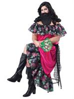 Adult The Bearded Lady Costume
