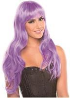 Solid Color Burlesque Wig