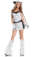 8 Piece Darling Dalmatian