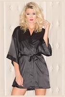 1 Piece satin robe