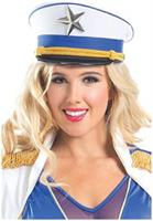 Sailor Hat White