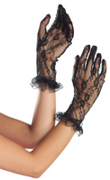 Mid Arm Length Lace Gloves