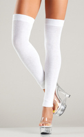 Acrylic thigh high leg warmer