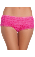 Hot Pants Ruffle Shorts