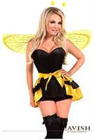 Lavish 4 PC Queen Bee Costume