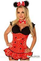"Top Drawer ""Miss Mouse"" Costume"