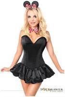 Top Drawer Flirty Mouse Costume