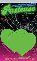 Glow in the Dark Heart Pastease