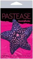 Pastease Purple Glitter Starfish