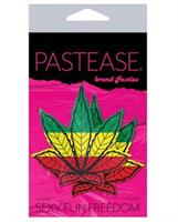 Pastease Marijuana Leafs - Rasta