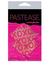 Pastease Glitter XO Lip - Pink/Red
