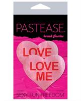Pastease Love Me Heart - Pink/Red