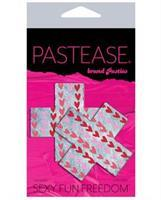 Pastease Plus w/Hearts - Light Denim