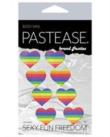 Pastease Mini Rainbow Stars - Pack of 8