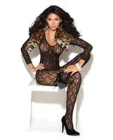 Vivace long sleeve lace bodystocking