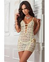 Cheeky Strappy Night Dress Mellow