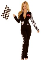 Race Car Driver Costume