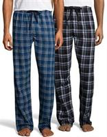 Hanes Men's Flannel Pant 2-Pack
