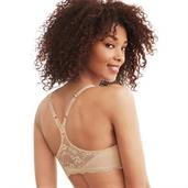 Maidenform One Fab Fit Extra Coverage Lace T-Back Bra