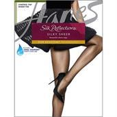 Hanes Silk Reflections Lasting Sheer Control Top Pantyhose