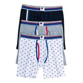 Champion Men's Everyday Comfort Boxer Briefs 3-Pack
