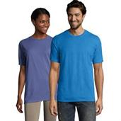 Hanes Men's ComfortWash Garment Dyed Short Sleeve Tee