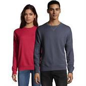 Hanes Men's ComfortWash Garment Dyed Fleece Sweatshirt