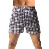 Hanes Men's TAGLESS Woven Boxers with Comfort Flex Waistband 3X-5X 3-Pack