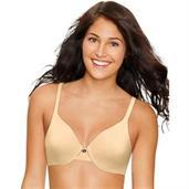Hanes Ultimate ComfortBlend T-Shirt Underwire Bra