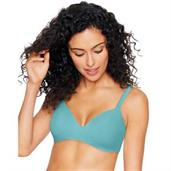 Hanes Ultimate ComfortBlend T-Shirt Wirefree Bra