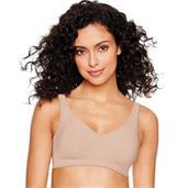 Hanes Ultimate Smooth Inside and Out ComfortFlex Fit Wirefree Bra