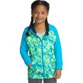 Hanes Sport Girls' Tech Fleece Full Zip Hoodie