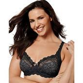 Playtex Love My Curves Beautiful Lift Unlined Underwire Bra