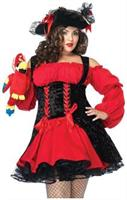 Vixen Pirate Wench dress