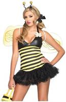 4 PC. Daisy Bee Costume