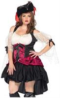 Wicked Wench peasant dress