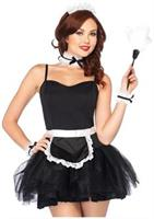 4 PC. French Maid Kit