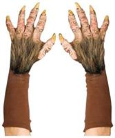 Brown Beast Gloves