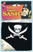 Pirate Jack Waist Sash Accessory Kit