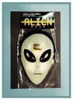 Glow In The Dark Alien Mask