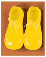 Yellow Clown Shoes