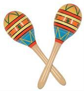 Fiesta Fun Party Maracas