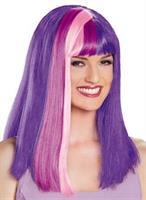 Twilight Sparkle Wig Adult