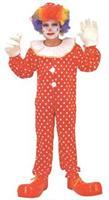 Clown Costume Dlx Child