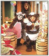 Papa Bear As Pictured Costume