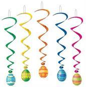 Easter Egg Whirls