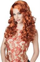Shockwaves Auburn Wig