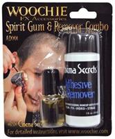 Spirit Gum With Remover Carded Costume Accessory Costume Accessory
