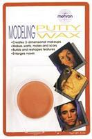Modeling Putty Wax Carded